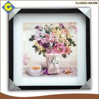 Chinese high quality 3d framed art painting in home Decorative
