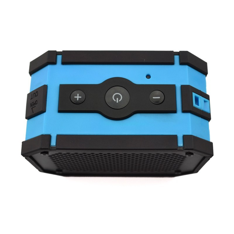 Bluetooth empty speaker cabinets for sale waterproof with IPX4 ,High volume and rich bass,V4.0+EDR and double injection