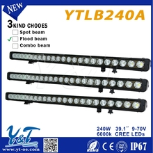 Y&T Long -life light bar personality led offroad roof light bar new item LED light bar cheap shipping light bar
