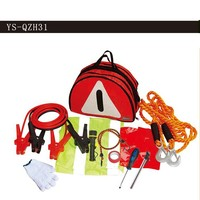 YS-QZH31 car emergency kit auto emergency tool kit,emergency tool kit,car emergency kit