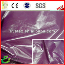Woven womens nylon coating waterproof clothing material
