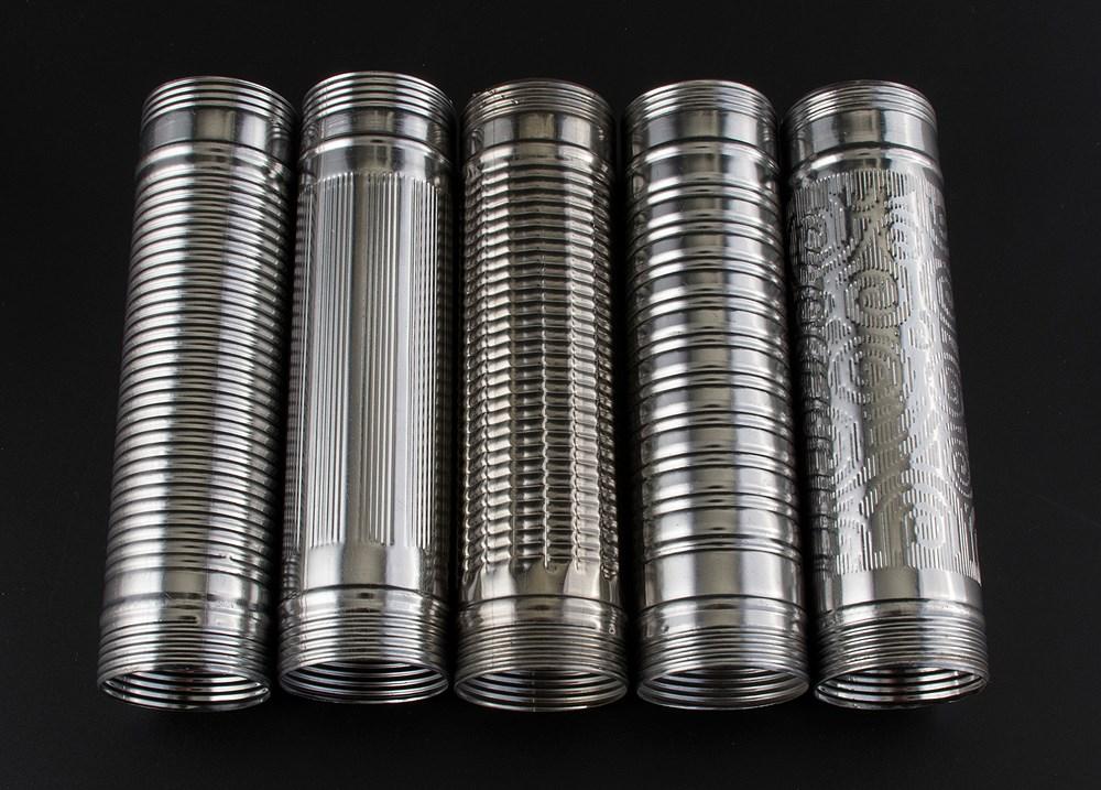 Wholesale New design emergency use black metal body flashlight ...