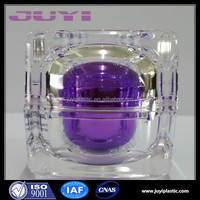 Packaging Jar Cosmetic Skin Care 50G Jar Plastic Small Container