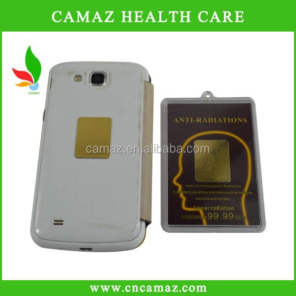 The hot Good Anti Radiation Film( screen guard )with Antiglare , Anti-scratch Function, Multi-function Phone Sticker