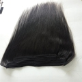 Factory hot sale human hair weft easy wear fish line hair one piece brazilian human hair