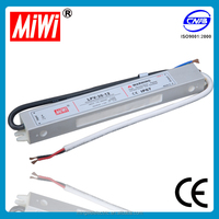 30W waterproof power supply t8 led driver