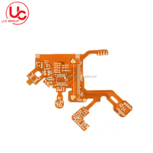 Free sample high quality FPC cable assembly / big size flexible pcb/ rigid-flex board detail model