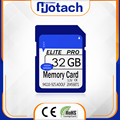 32GB Class 10 Memory Card for Camera HD Video