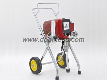high volume airless paint sprayer