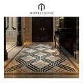 PFM big hit product among Arabic waterjet laminate floor medallion tiles