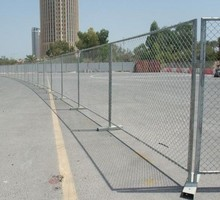 Hot Dipped Galvanized Temporary Fence/ Australia Standard Temporary Fence Panels Hot Sale