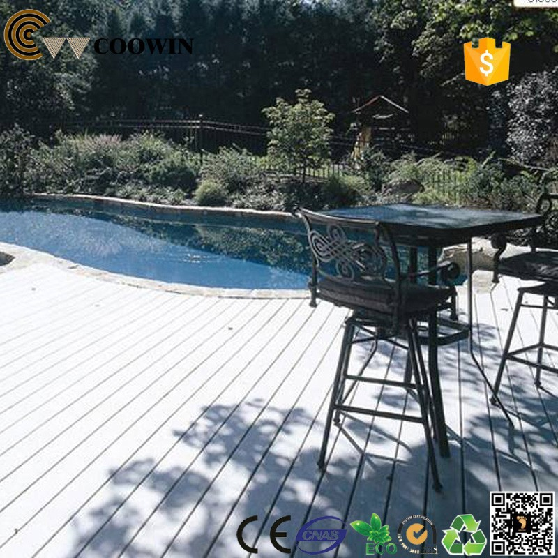 ecological outdoor wpc non slip laminate water proof uv protect wpc antisepsis of flooring