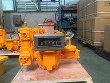 LPG Skid System Autogas flow meter ( mechannical register printer )