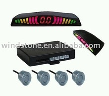 rear parking aid.rear LED display parking sensor. rear parking sensor