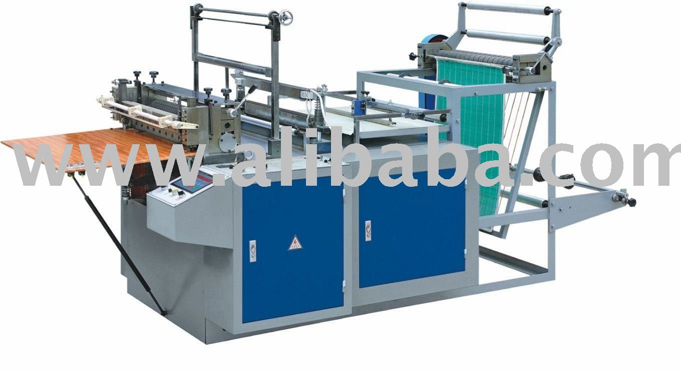 Supermarket Handbags Bag Making Machine