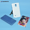 Blank subliamtion phone case,3D Sublimation Case for Sam sung Note 4