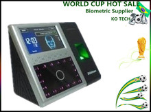 Biometric face recognition time attendance solutions with free software KO-Face302