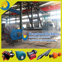 China Manufacturer Cutter Suction Dredger /Cutter Suction Dredger Price Sale