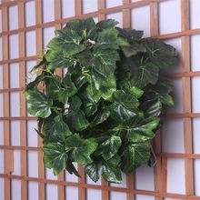 Real touch realistic recyclable mini green artificial plants