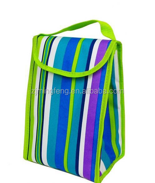cooler bag/ laminating cooler bag/ insulted wine cooler bag