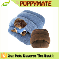 Cute pet sleeping bag beds sleeping dog and cat dog beds