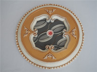 Round Decoration Artistic Ceiling Tiles