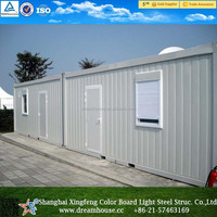 New design 20ft container house container office for sale