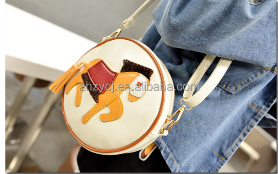 New Design Hand Bag with Horse for woman