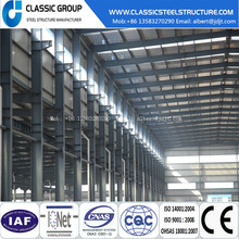 industrial fast installation steel construction factory building