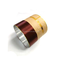 High Quality Flat Wire Voice Coil with Adhesive Copper Wire