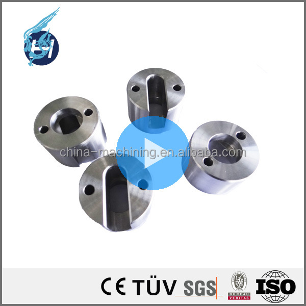 cnc aluminum brass alloy stainless steel grinding milling bending gear laser shaft alignment with better processing