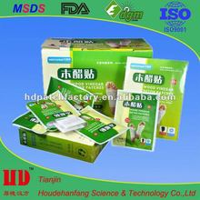 OEM factory Bamboo Detox Foot Patch with CE FDA