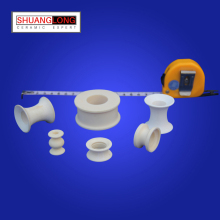 99% Alumina Ceramic Guides for Texitile Machine Parts ceramic insulation plate ceramic tube for tube furnace