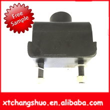 different dimensions custom rubber engine mount rubber mounting left engine mounting
