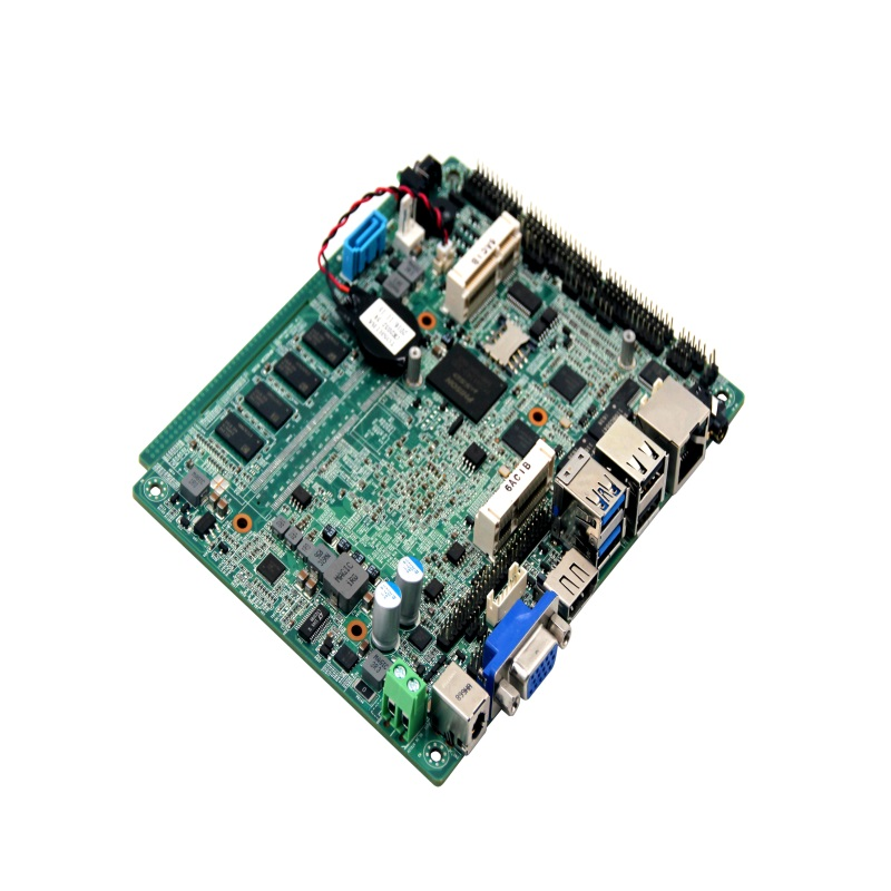 3.5 inch embedded apollo lake motherboard Quad Core Fanless Embedded Motherboard