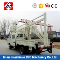 Save Time And Fashional Trailer Mounted Booms Elevator Lift Elevators