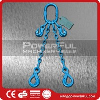 4 legs Assembled Chain Sling with Hook