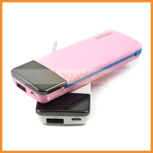 Mobile Phone Battery Charger 5000mAh With Built-in Card Reader