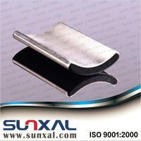 Neodymium Permanent rare earth magnets to use in the motor