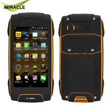 OINOM A1100 LMV11Waterproof Shockproof Phone 4.5inch Quad core WCDMA Smartphone