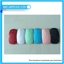 Flat Computer accessories new 2 mouse bluetooth slim wireless mouse