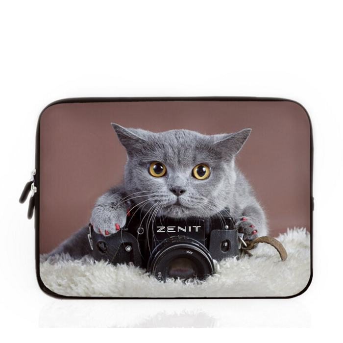 Hotsale Picture printing neoprene tablet sleeve with custom size