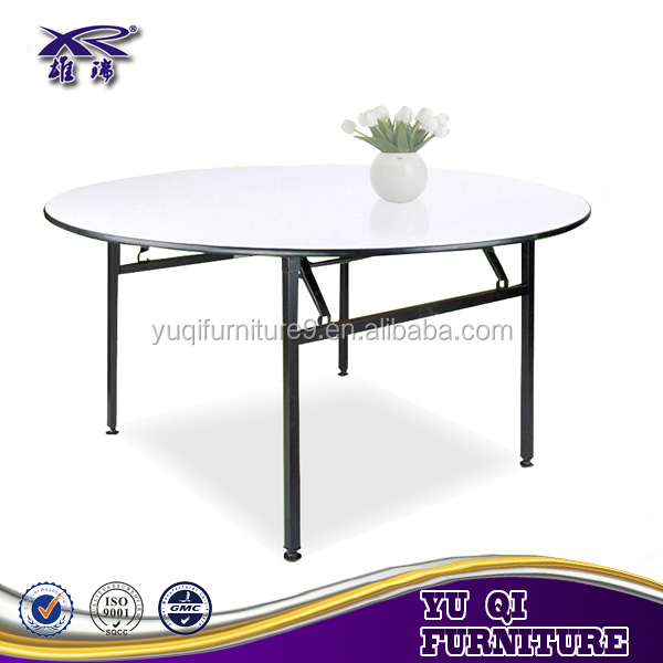 Wholesale folding banquet table for low sale