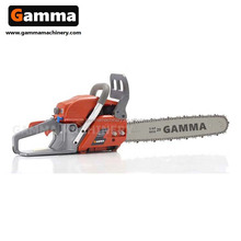 wooden chainsaws 52cc gasoline chainsaw brands easy starter chainsaw with wood cutting saws portable