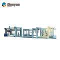 New technology light weight Aluminum paste CLC block making machine from Dongyue with German partner