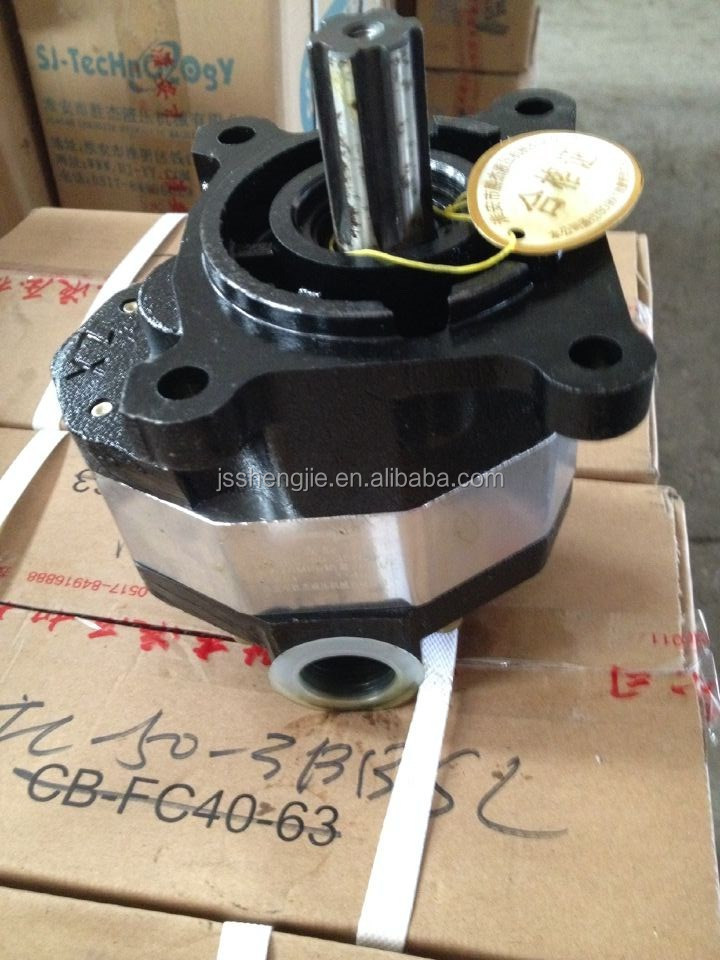hydraulic gear pump, CB-Fc type oil pump, for agriculture machinery