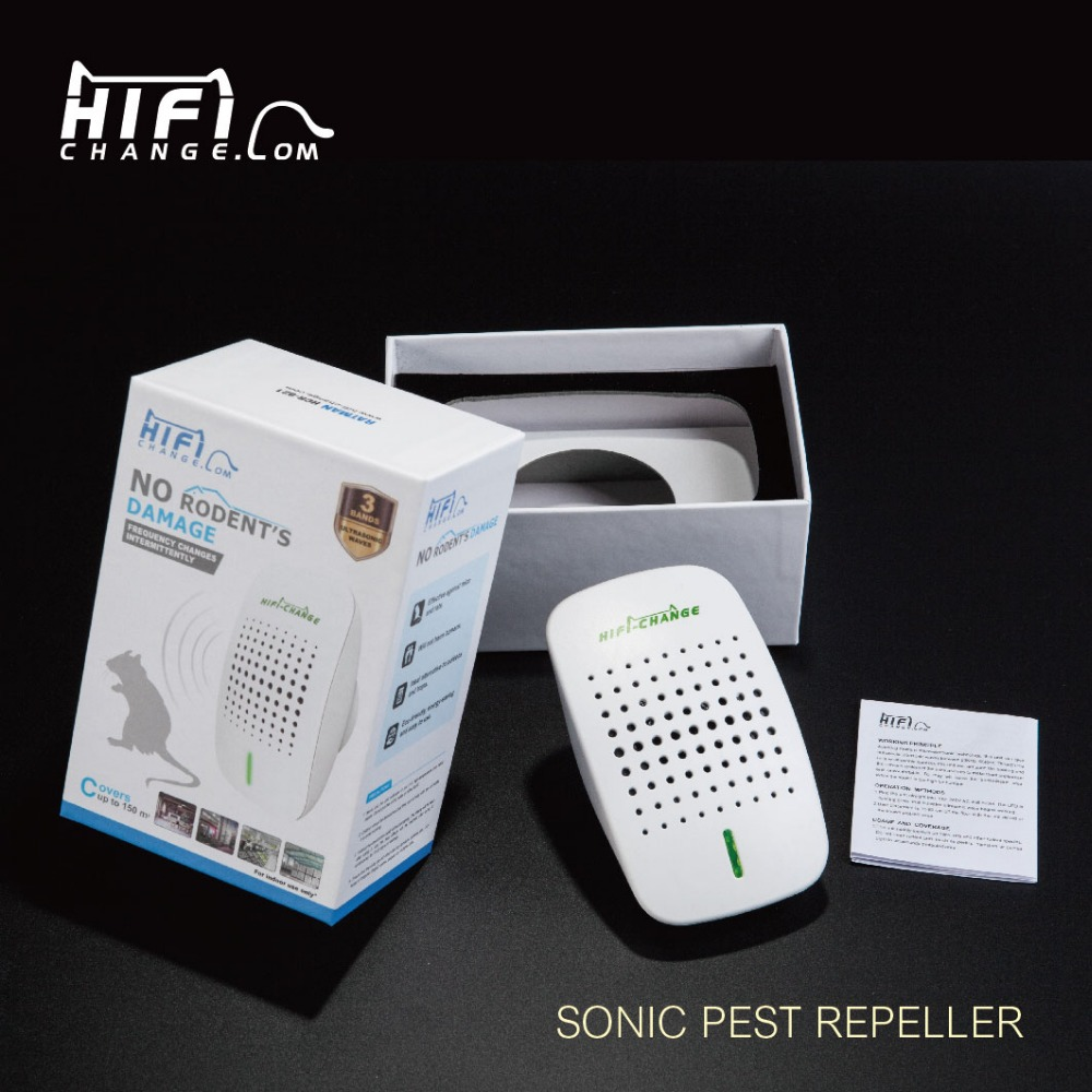 Humane Animal Repellent with LED Light flying insects killing spray
