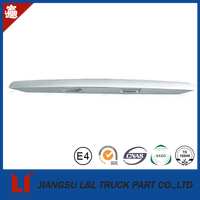 well sell chrome license lamp for mercedes/dodge sprinter 906
