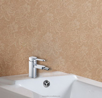 Contemporary Small Bidet Brass Faucets
