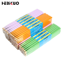 China supply HEBIKUO GB151chinese drum sticks 5A/5B/7A colorful Maple drum sticks